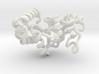 DLG GK Domain (pdb id: 3WP0) 3d printed