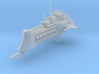 """Imperial Navy """"Dominator"""" Cruiser 3d printed"""
