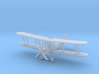 RAF B.E.2c 1:144th Scale 3d printed