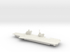 1/700 Future French Aircraft Carrier 3d printed