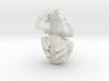 Dung Beetle Pendant 2.9cm - style 1 - Circellium b 3d printed