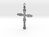 Ornate Cross 3d printed