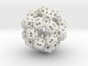 Julia Set Dodecahedron 3d printed