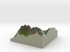 Terrafab generated model Tue Jan 19 2016 23:10:26  3d printed