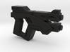 Hunter Pistol 3d printed