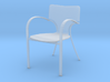 "Strada Chair 3.7"" tall 3d printed"