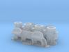 1 12 Ardun 2X4 Intake 3d printed