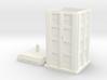 Tardis Stash Box 3d printed