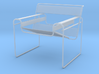 """Wassily Chair 3.7"""" tall 3d printed"""