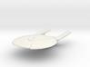 USS Dawnstar 3d printed