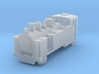 1:105 Scale NZR H Class (Fell) 3d printed