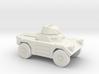 1:144 Daimler FERRET 3d printed