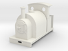 1:32/1:35 saddle tank loco with half open cab 3d printed