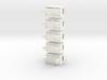 Kabinenverlängerung für Mercedes Zetros 5fach 3d printed