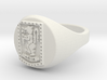 ring -- Thu, 14 Mar 2013 21:07:04 +0100 3d printed