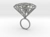 Diamond Bird 3d printed