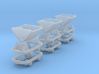 HOn4.5 dummy skips and chassis  3d printed
