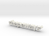 Shapeways Logo 3d printed
