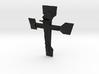 Cross Julior 3d printed