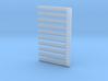10 Isolatoren D 1,0x8 3d printed
