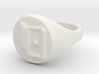 ring -- Thu, 04 Apr 2013 13:01:09 +0200 3d printed