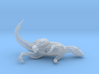 Psittacosaurus (sniffing breeze) 1:12 scale model 3d printed