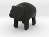 Bear 3d printed