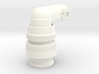 Rotational Control Plug 3d printed