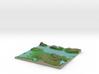 Terrafab generated model Tue Jun 03 2014 11:34:02  3d printed