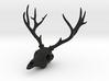 Deer Skull Charm - 3DKitbash.com 3d printed