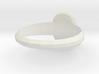 Medici Family Ring4 3d printed