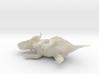 Pachyrhinosaurus 1:72 scale model 3d printed