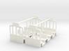 (H0m) - Inneneinrichtung für Herbrand-Beiwagen 3d printed
