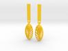 Quark Earrings - Eternal Drops (1mz5ZO)  3d printed