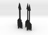 Zelda Fan Art: TLoZ: 4 Arrows 3d printed