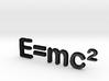 E=mc^2 3D C 3d printed