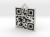 QRCode -- coucou 3d printed
