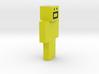 12cm | wiecking 3d printed