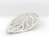 Leaf Outline 3d printed