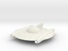 Selenite Attack Saucer 3d printed