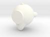 Boo Ghost Designer Planter 3d printed