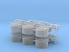HWCX Cement Hopper (2) 3d printed