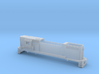 Z Scale High Nose Gp 38 With Cab 3d printed