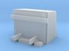 Betonprellbock mit Gleisende Buffer Stop 3d printed