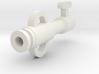 Skeleton Key Drip Tip 3d printed
