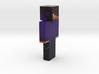 6cm | MrTurtleCube 3d printed