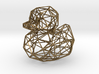 50mm-wireframe-duck 3d printed