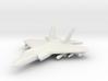 1/285 (6mm) F-35C w/Ordnance 3d printed