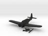 1/100 Vought SB2U Vindicator (extended wings) 3d printed