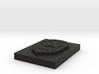 Zeta Phi Beta Crest 3d printed